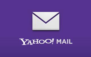 Регистрация электронной почты Яху и ее использование