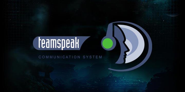 Общение через Teamspeak