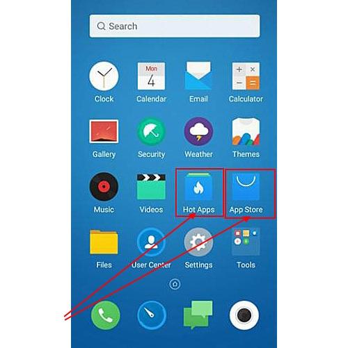 Hot APPS и App Store